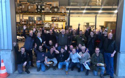 HSM neemt de activiteiten van Gijsbertsen BV over
